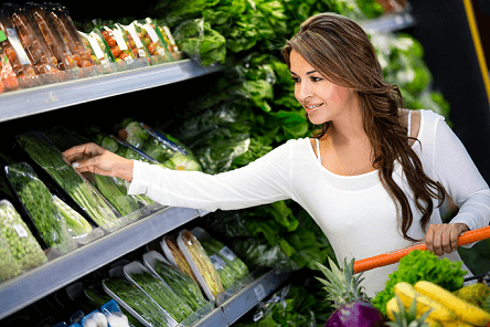 Don't let grocery shopping intimidate you