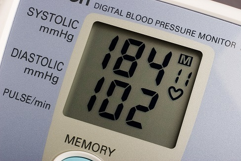 You can circuit train to help reduce blood pressure