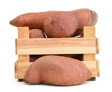 High carbohydrate foods like yams can help you excel at your sport