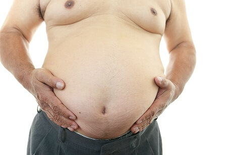 Getting rid of belly fat can help deal with syndrome x